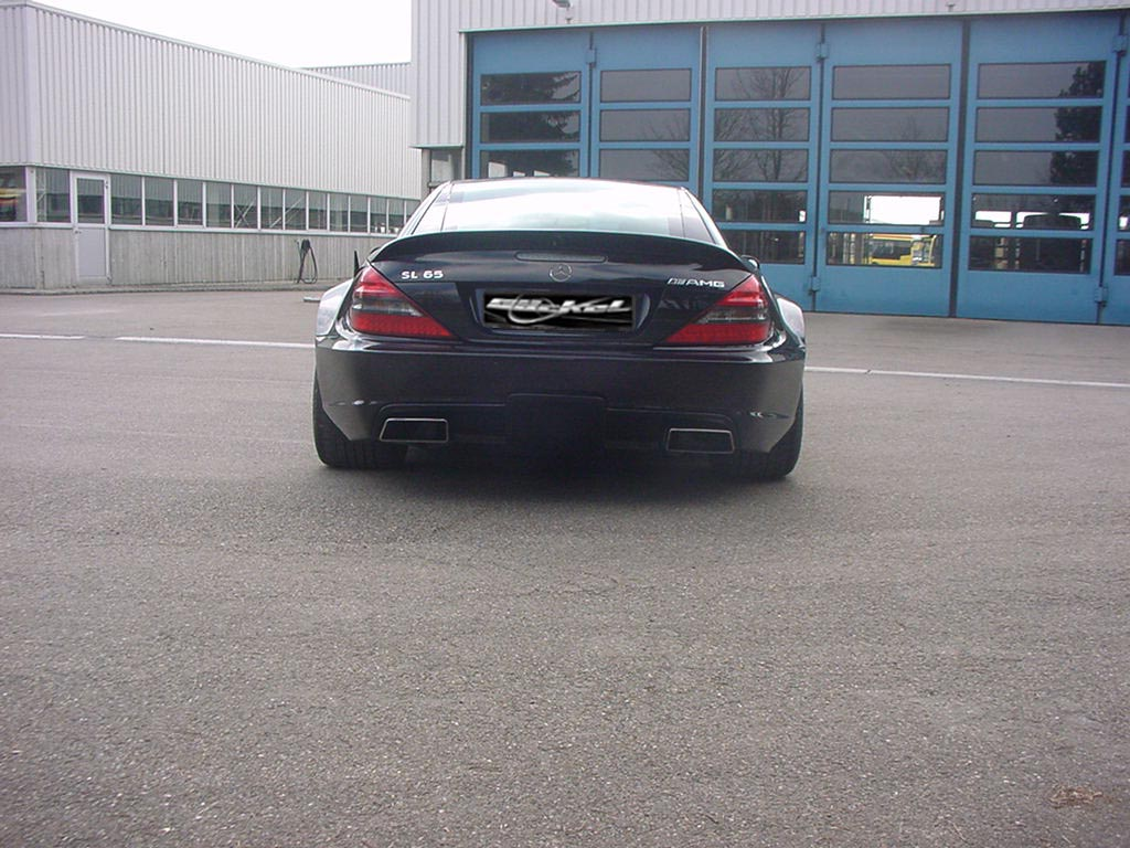 Facelift Black Series Look schwarz
