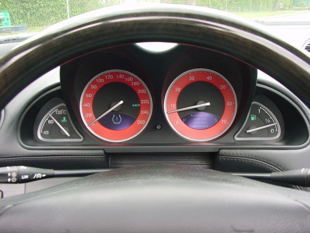 Facelift AMG Black Series Look