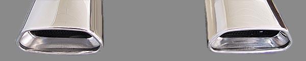 Sport-Endrohr goeckel Dynamik look