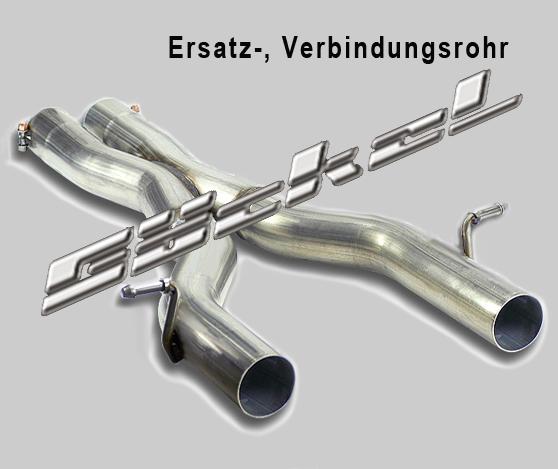 Mercedes Mittelschalldämpfer Ersatzrohr  GLK X204