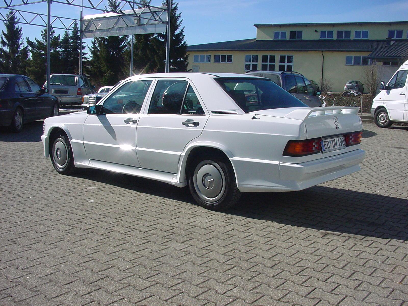 190er W201 16V, Ersatzteile, Bodykit, Bausatz, Sport Auspuff, Krümmer, Resteration, Restaurierung, Goeckel