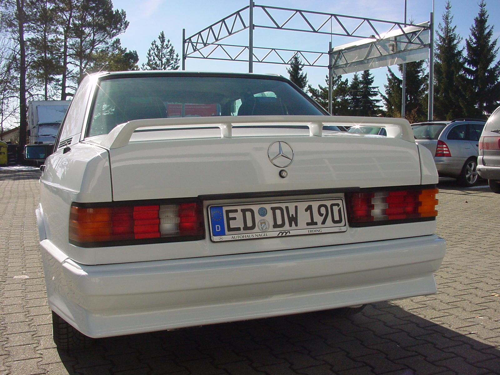 W201 16V Look Goeckel