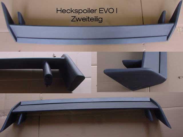 Heckspoiler Flügel  EVO 1