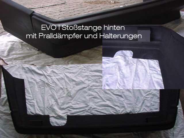 Stoßstange hinten EVO 1