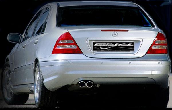 Heckverkleidung_amg-c32-look_Mercedes_C-Klasse_W203_Goeckel