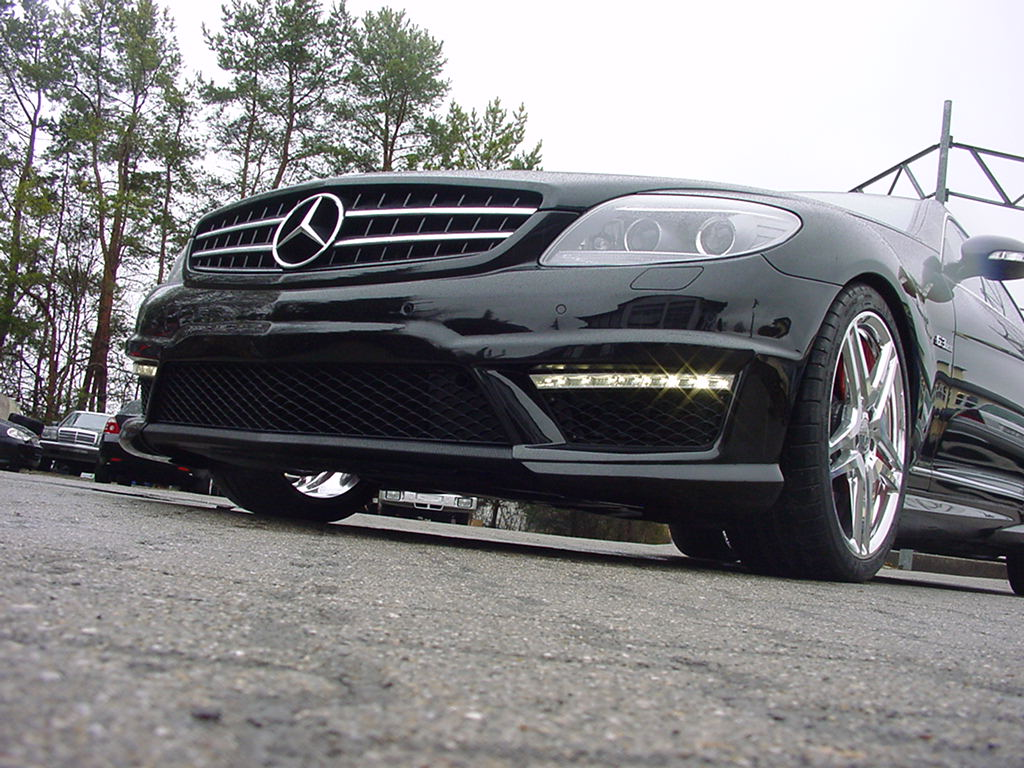 CL W216 Facelift Styling  AMG 63