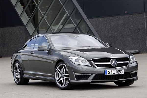 CL W216 AMG63 Mopf  Look