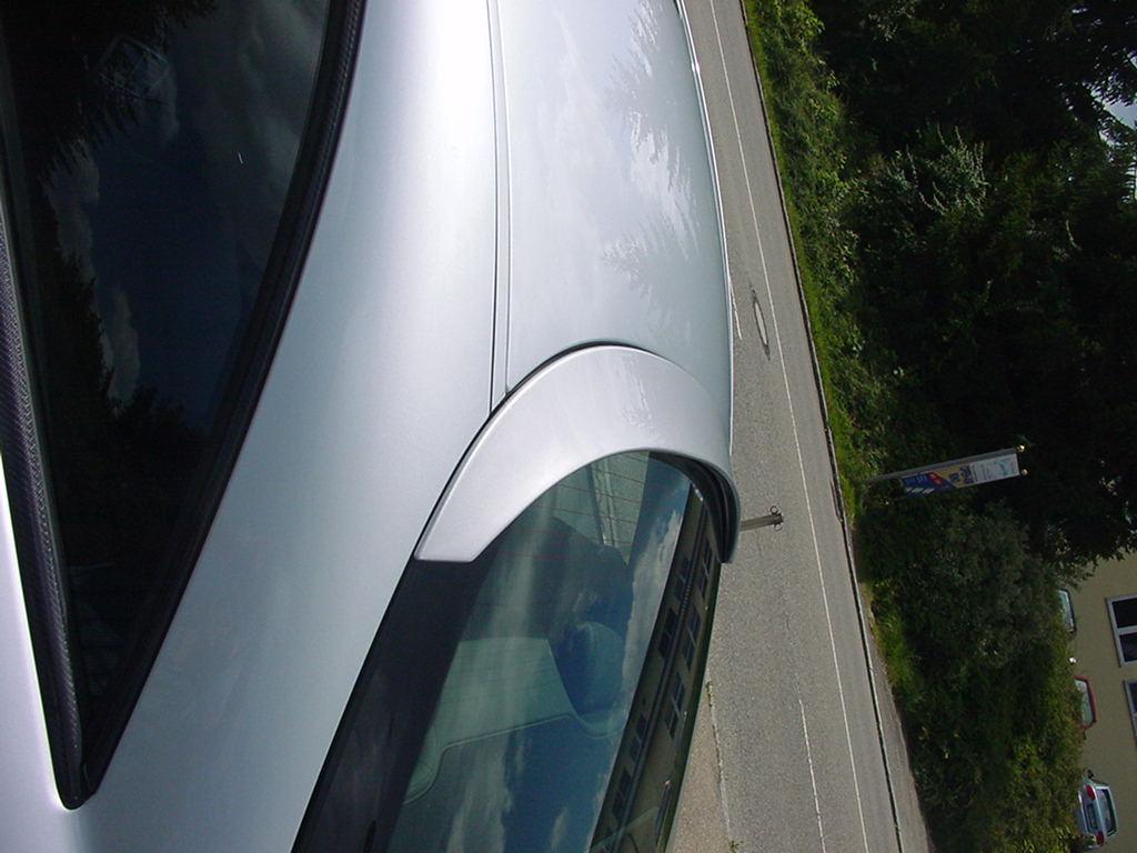 Dachspoiler CL W216