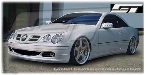 Sportmotorhaube SLR Look CL W215
