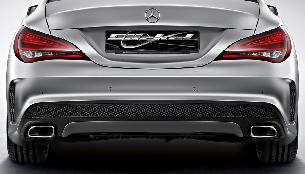 CLA C117 AMG styling Mercedes Tuning