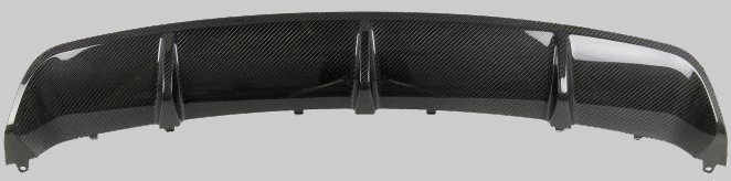 CLA C117 Heckblende Diffusor AMG styling Mercedes Tuning