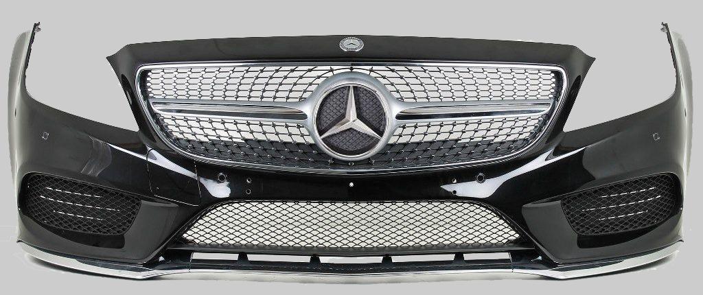AMG Styling Stoßstange vorne. 500er Look