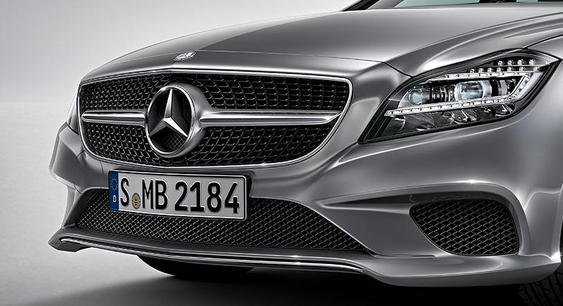 CLS W218, Kühlergrill Diamant, AMG Styling