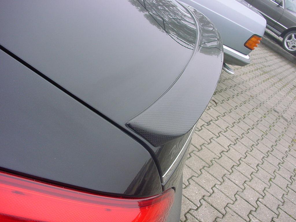 CLS W218 Heckspoiler AMG