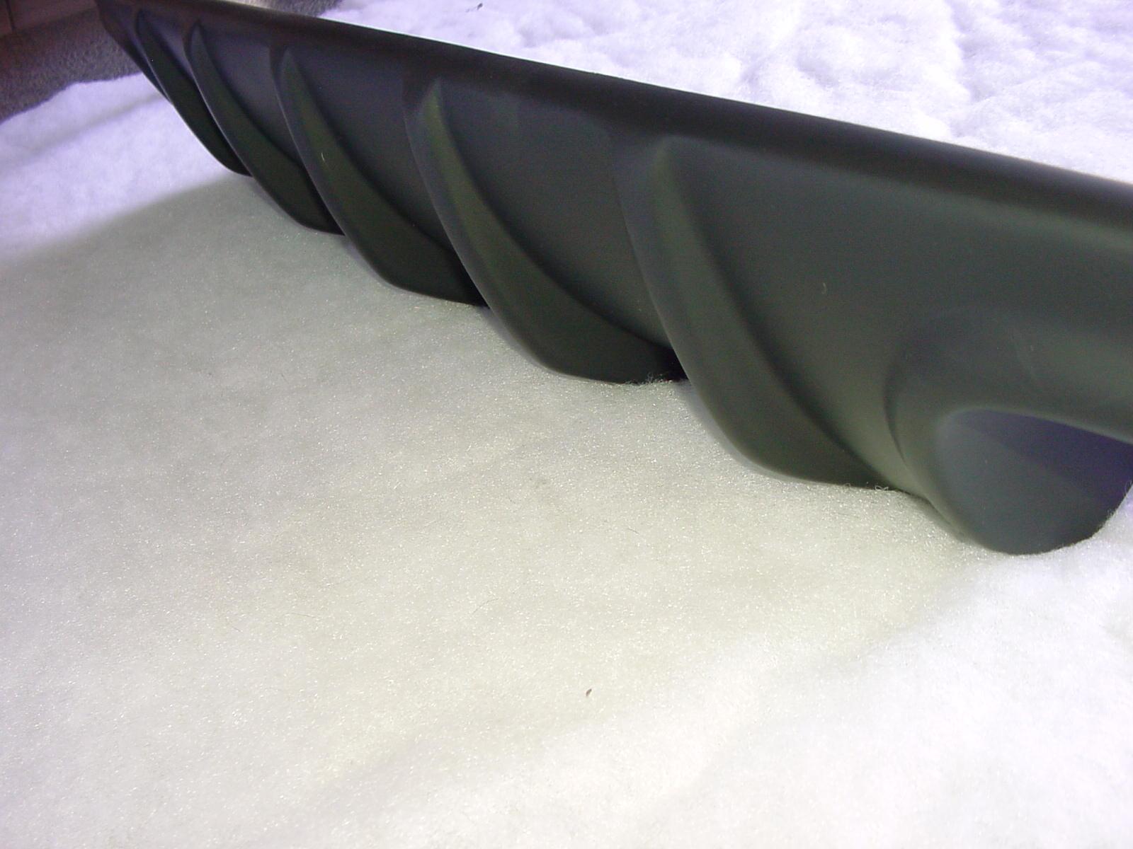 Diffusor Dynamik CLS W219 AMG