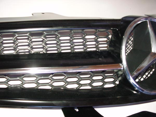 CL W216 Kühlergrill AMG 63 Look Göckel Performance