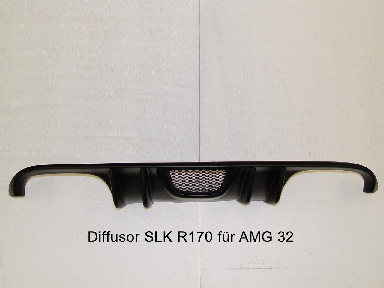 SLk R170 Diffsuor Indianapolis