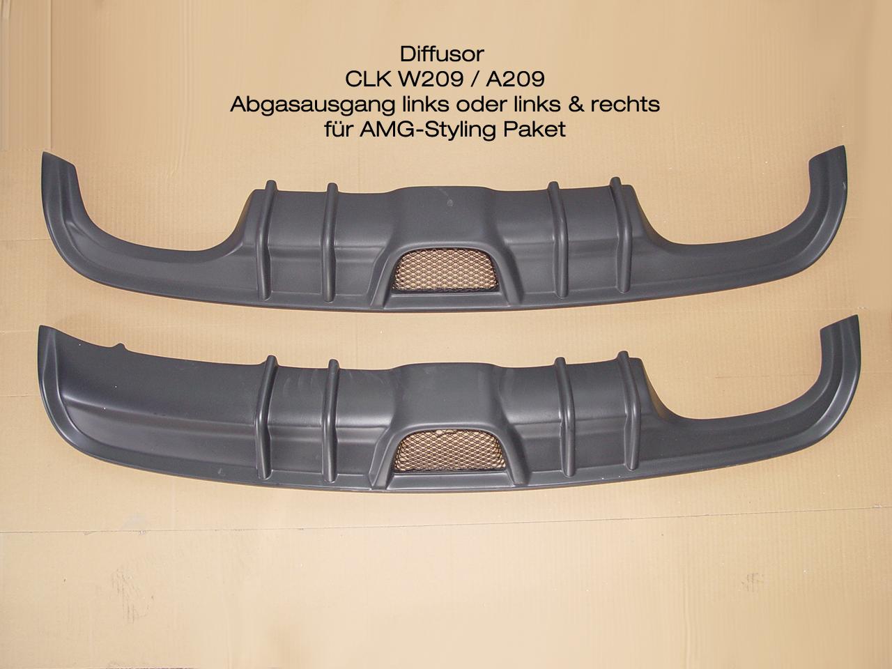 Who Wants A Clk 63 Amg Black Series Look On Their Amg Rear Bumper Mercedes Benz Forum