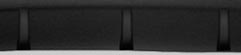 Diffusor - Heckblende CL W215 Ausgang links  & rechts Stoßstange Serie