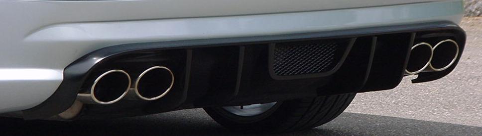 Diffussor Mercedes Indianapolis