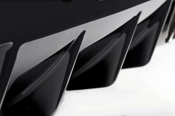 Diffussor Mercedes dynamik