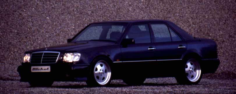 E-Klasse W124 limo. Coupe, Cabrio, TE-Modell, Kombi