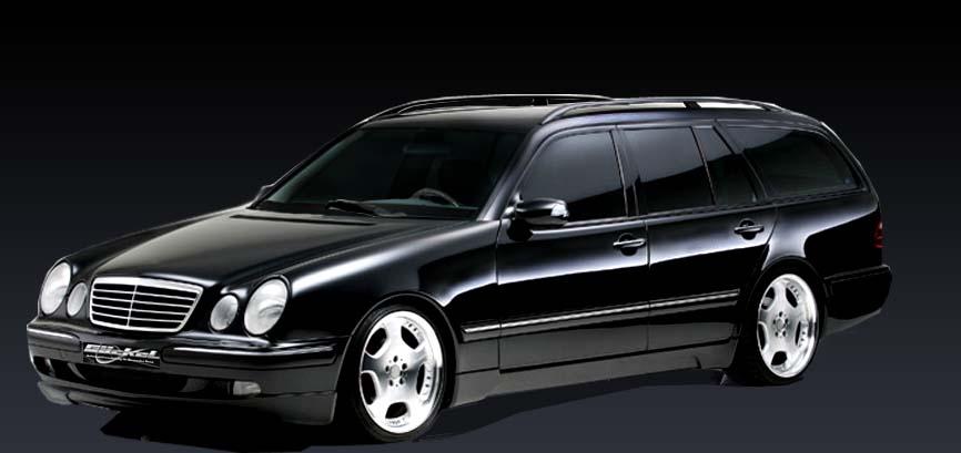 Mercedes Benz E Accessories