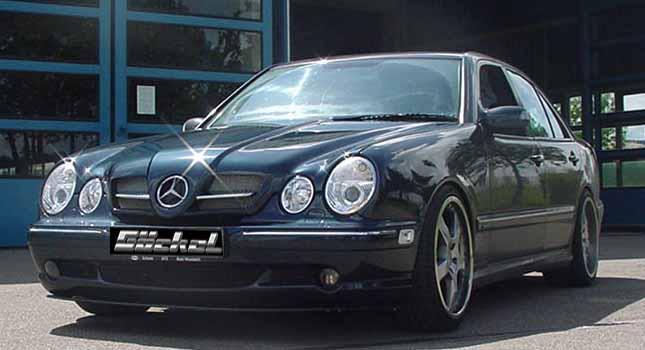 E-klasse w210
