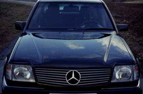 SL Look W124