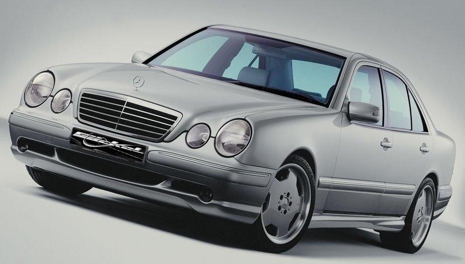 Stoßstange Mercedes_E-Klasse_W210_AMG 55 Goeckel