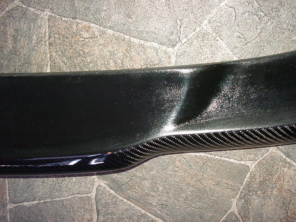 AMG 55 Spoiler Lippe Göckel
