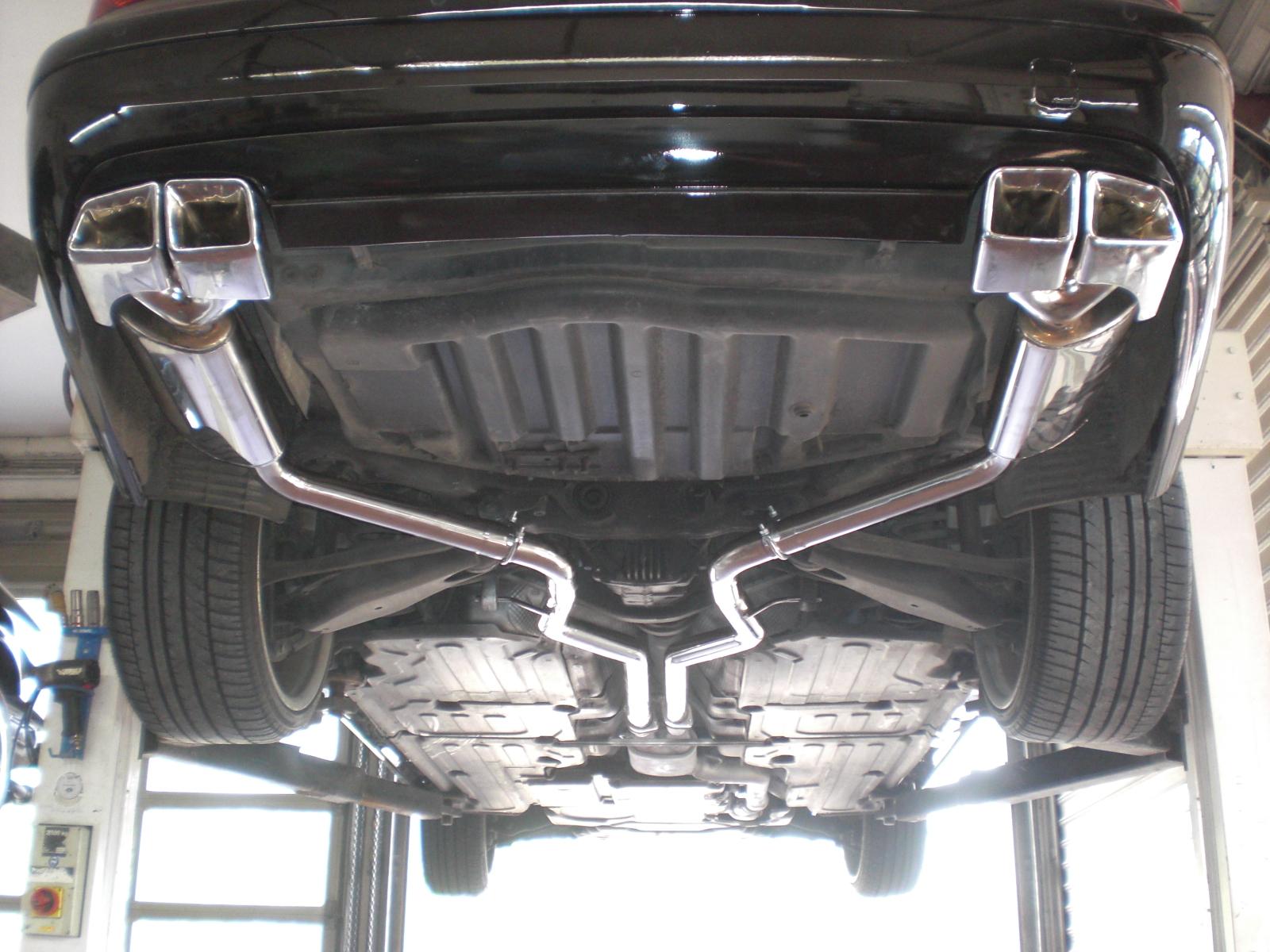 AMG 63 Bodykit Bausatz Göckel