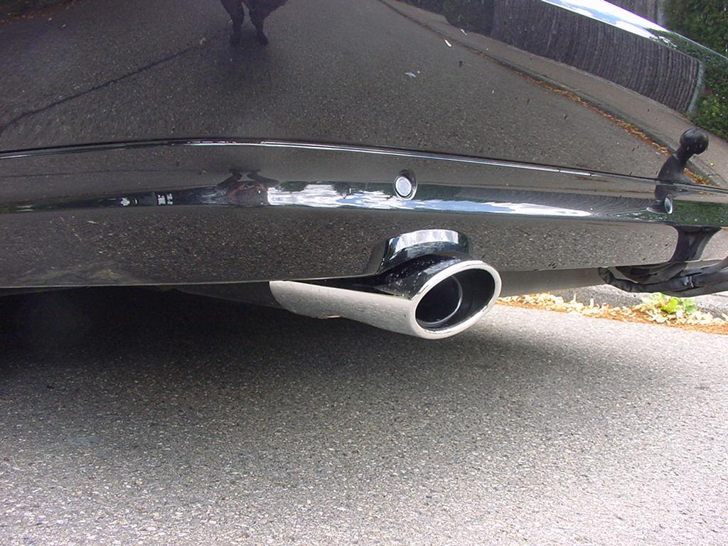 E-Klasse W211 Dach Heckscheiben Spoiler  Göckel