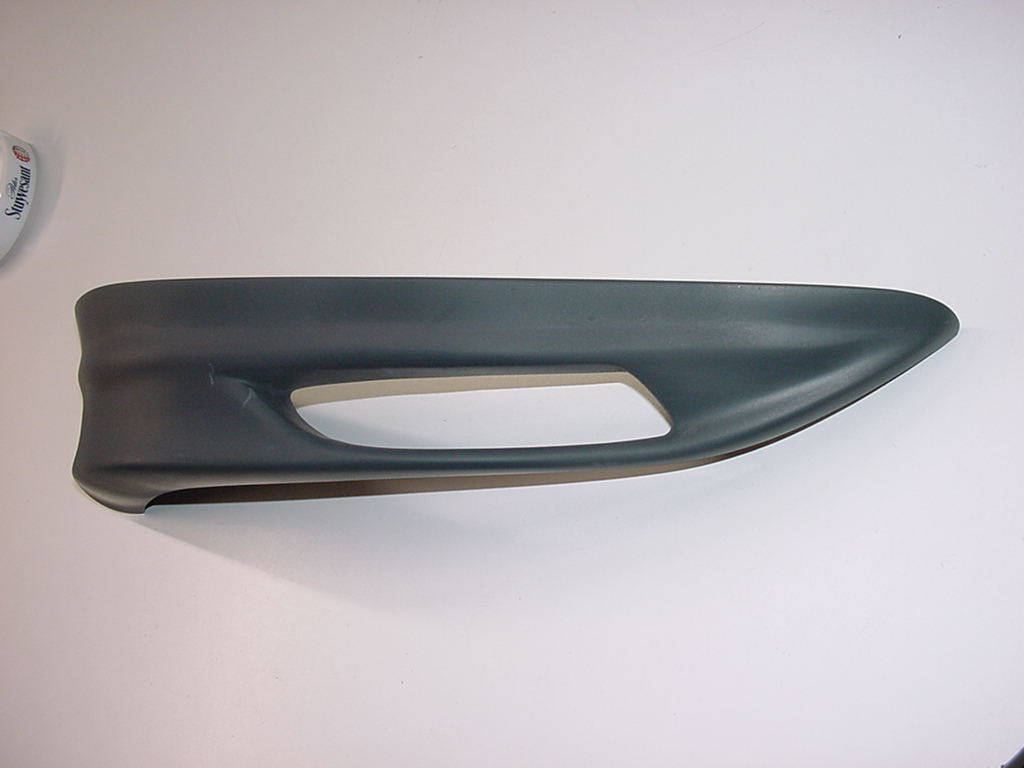 E-Klasse W211 Front Spoiler Göckel