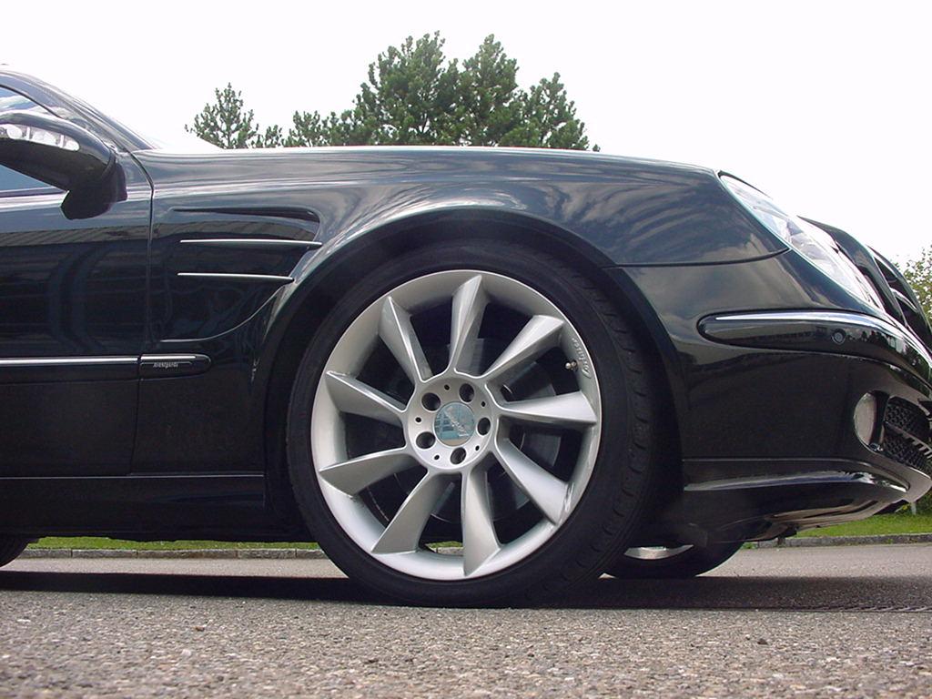 E-Klasse W211, S211 Sport Kotflügel  Göckel