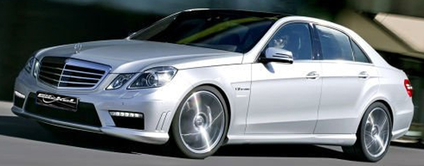 AMG63 Styling E-Klasse W212 goeckel automobilveredelung