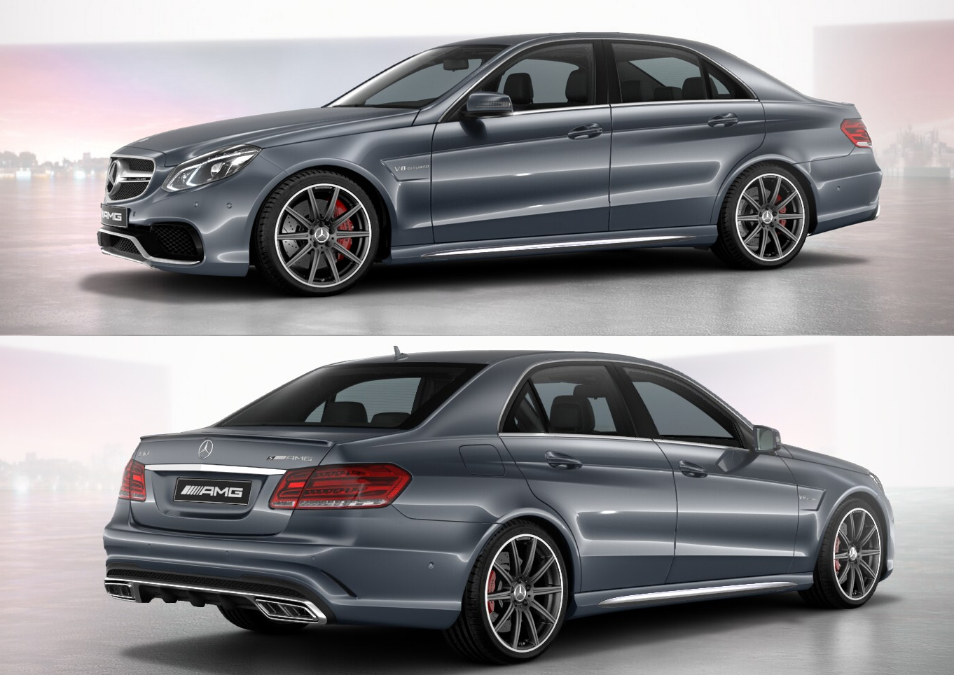 AMG 63 Styling E-Klasse W212 goeckel automobilveredelung