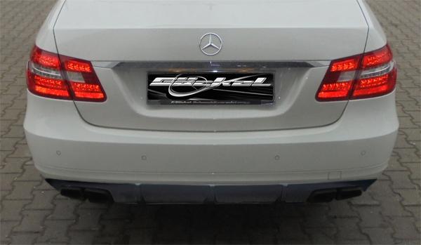 E-Klasse W212 Limo NEW AMG Look für Serienstoßstange