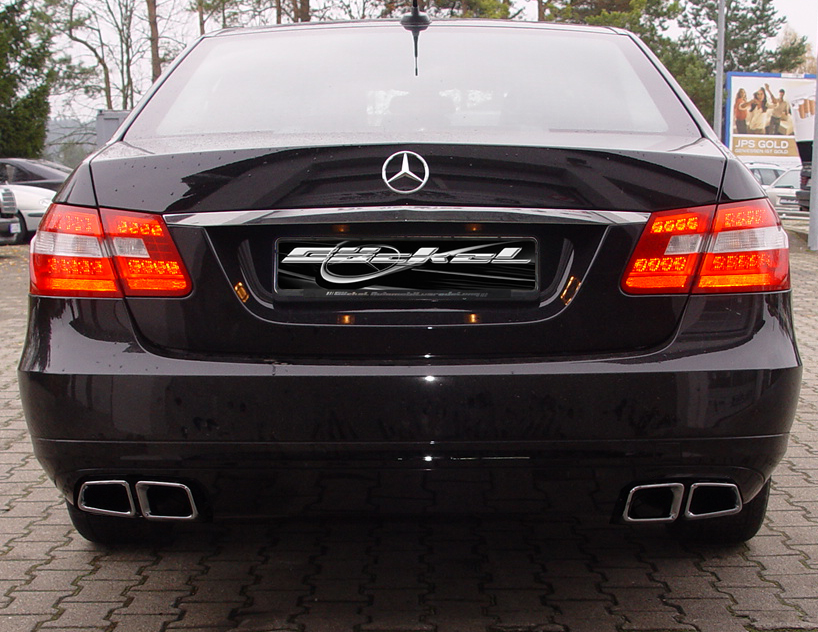 E-Klasse W212 Limo NEW AMG Look