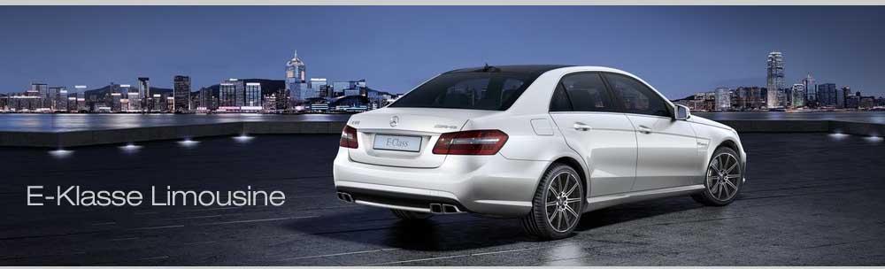 Mercedes Tuning E-Klasse W212 Limo, T-Modell, Coupe, Cabrio W207