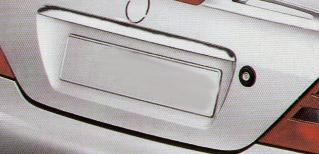 Kofferdeckelleiste