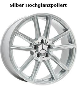 Felgen Design A30 Silber