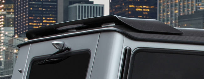 Mansory Dachspoiler Mercedes G Modell