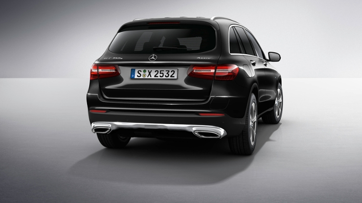 GLC X253 EXCLUSIVE Exterieur