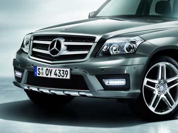 AMG Look Mopf GLK X204 Göckel Mercedes Tuning