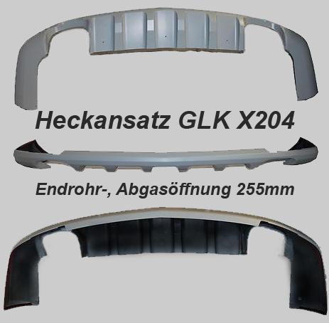 Spoiler GLK X204 Göckel