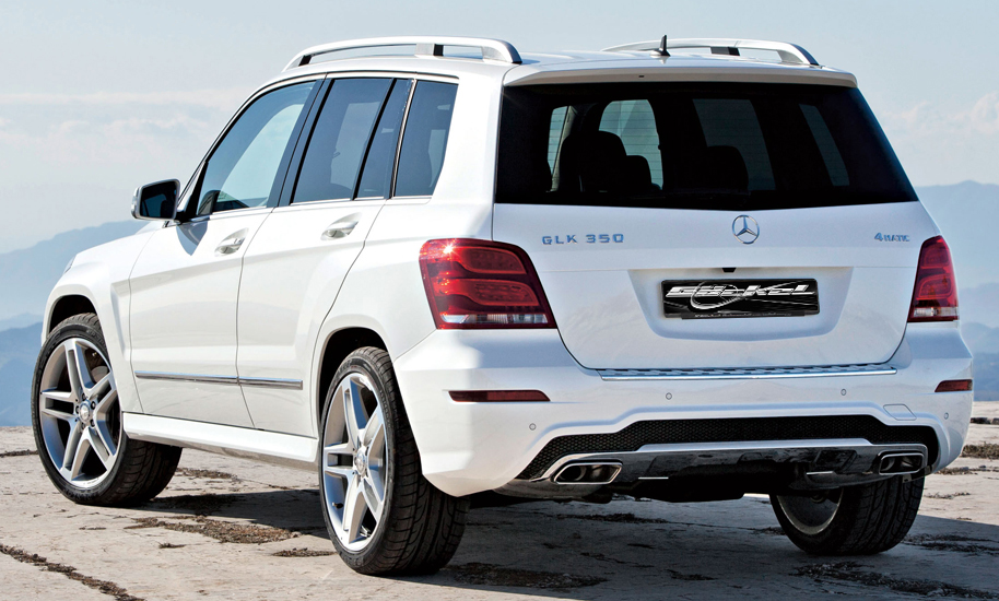 GLK X204  Facelift AMG Styling ab Mopf Goeckel Performance