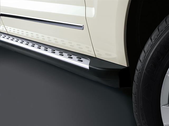 Trittbretter GLK X204 Göckel Mercedes Tuning