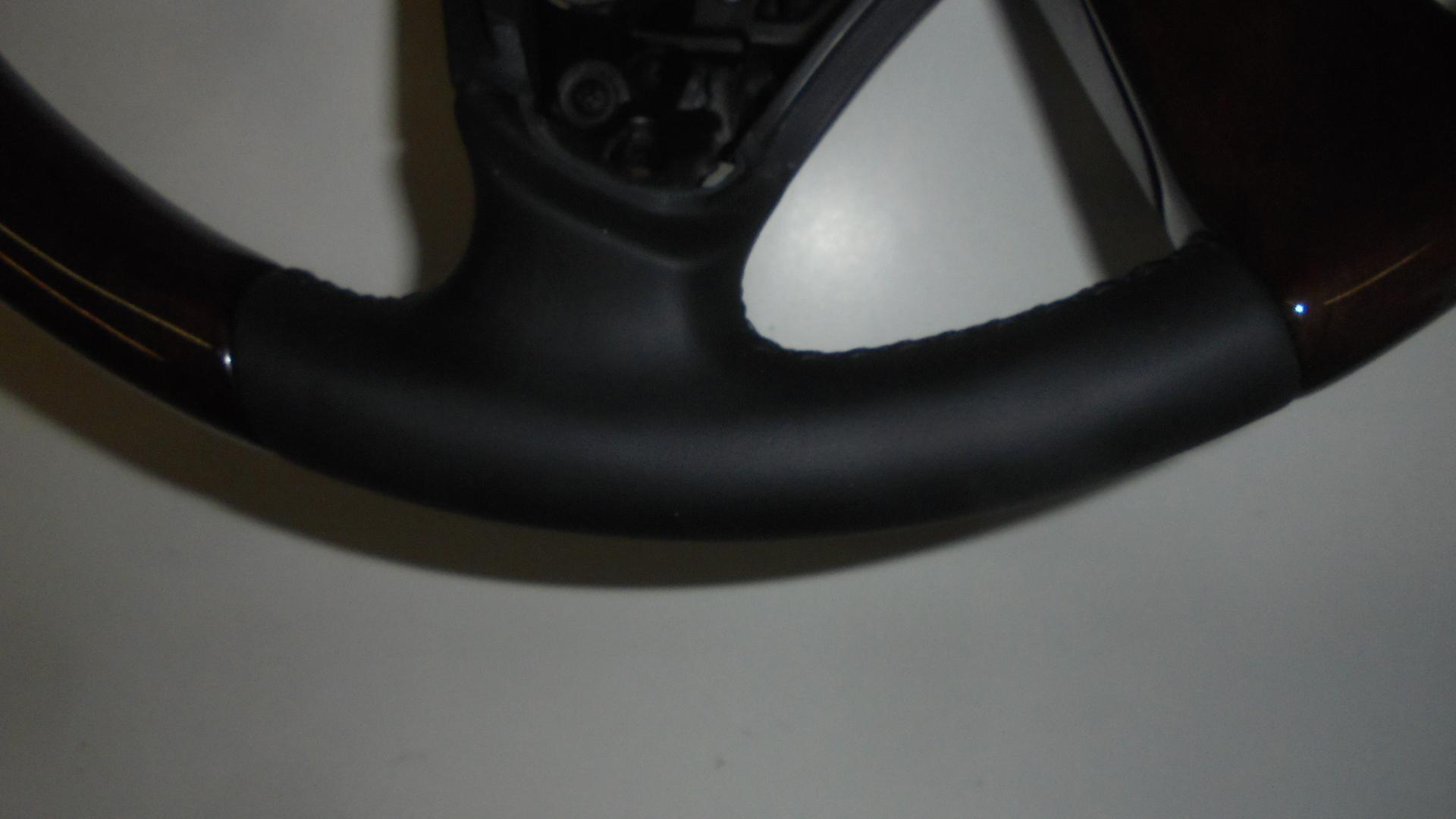 S Klasse W221 Sportlenkrad mit Prüfbericht