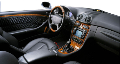 Sport Lenkrad Mercedes Benz goeckel perfromance